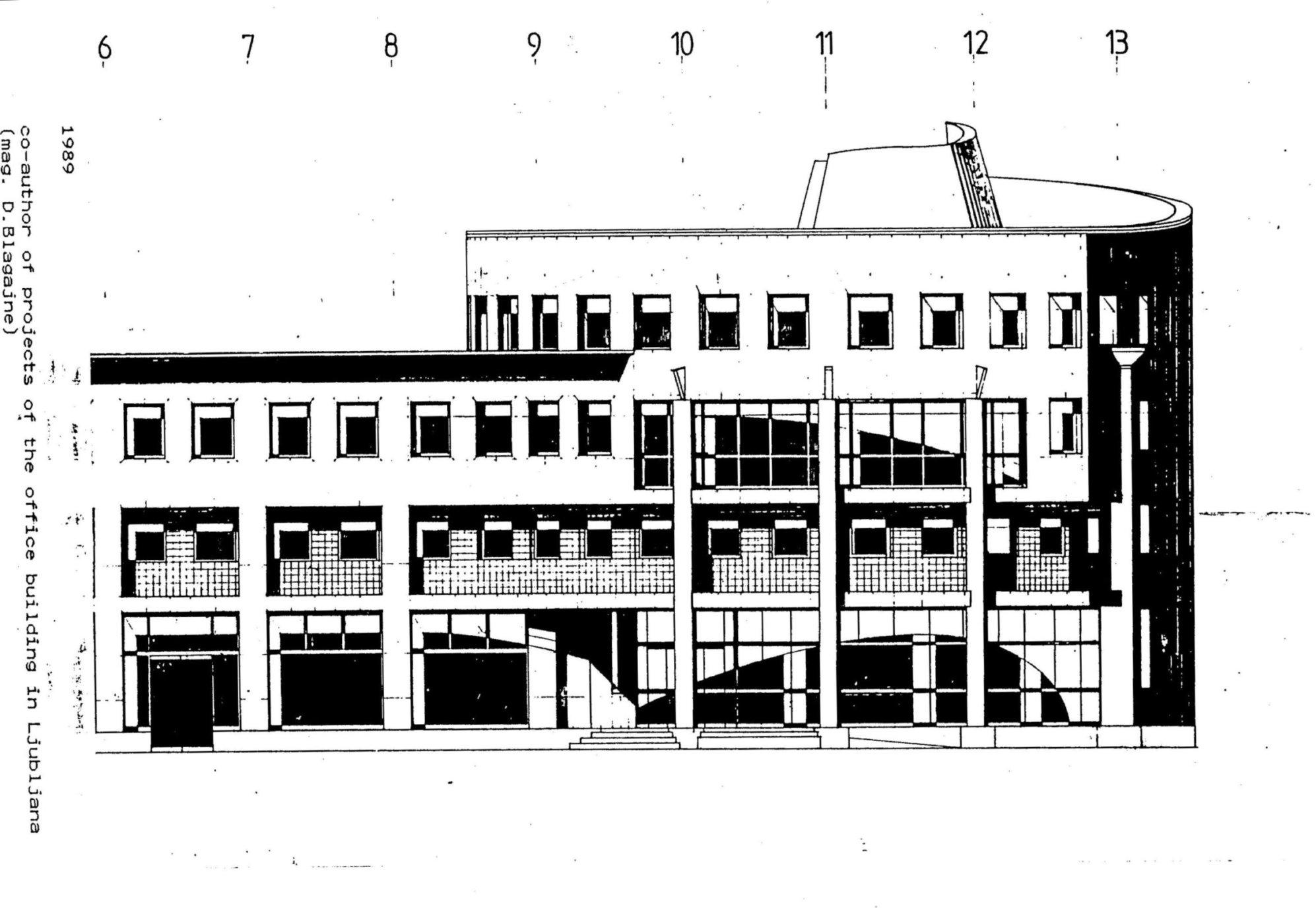 Poslovna stavba