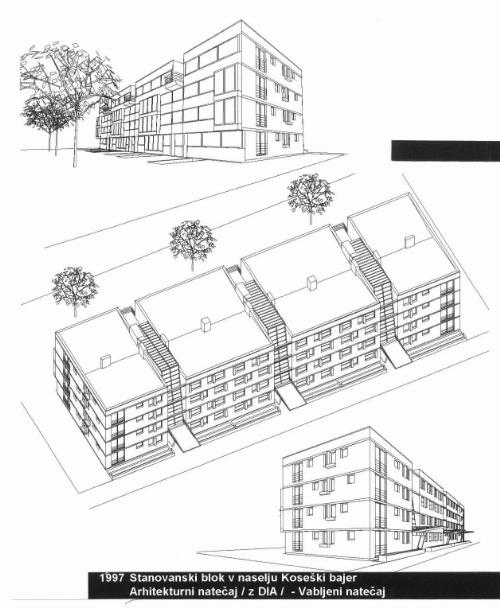 stanovanjski blok